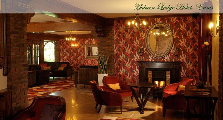 Auburn Lodge Hotel Lobby