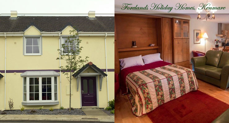 Foreland Holiday Homes, Kenmare