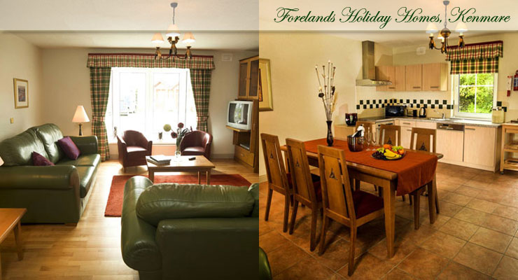 Foreland Holiday Homes, Kenmare, Co. Kerry