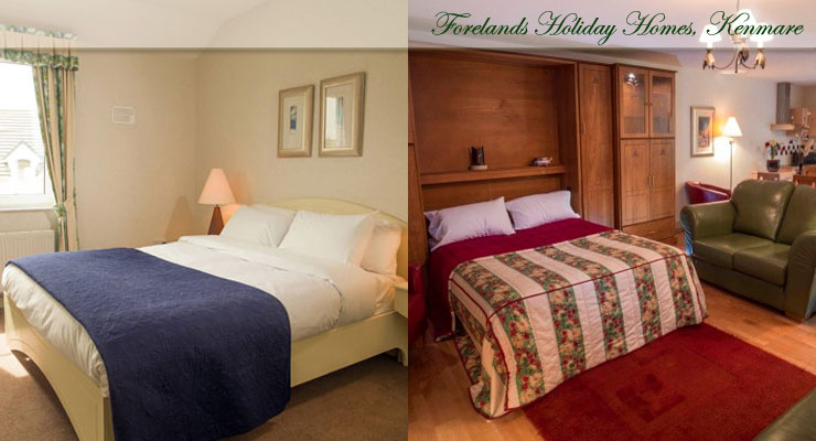 Foreland Holiday Homes, Kenmare Accommodation