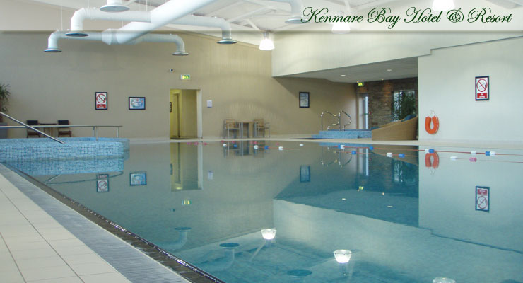 Kenmare Bay Hotel Pool