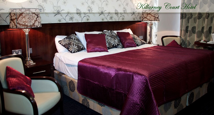 Killarney Court Hotel Rooms