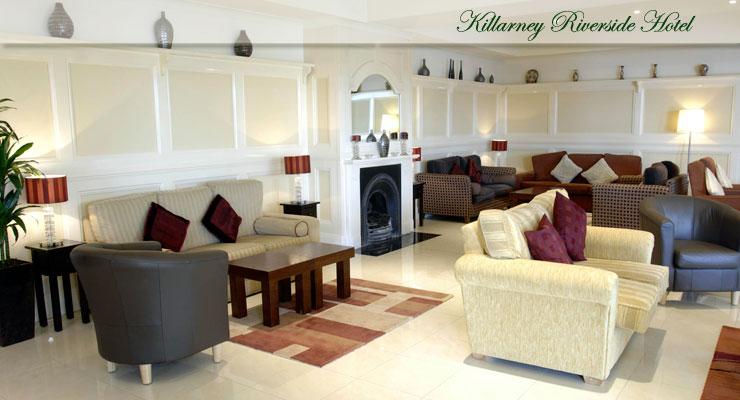 Killarney Riverside Hotel Foyer