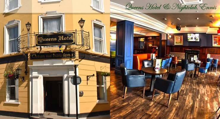 Queens Hotel, Ennis