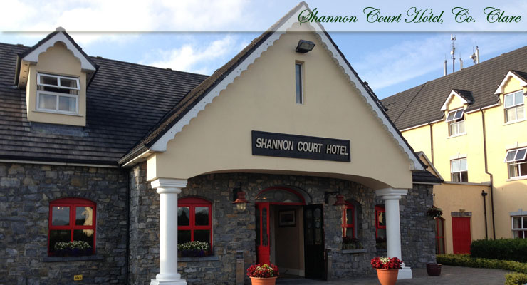 Shannon Court Hotel, Co. Clare