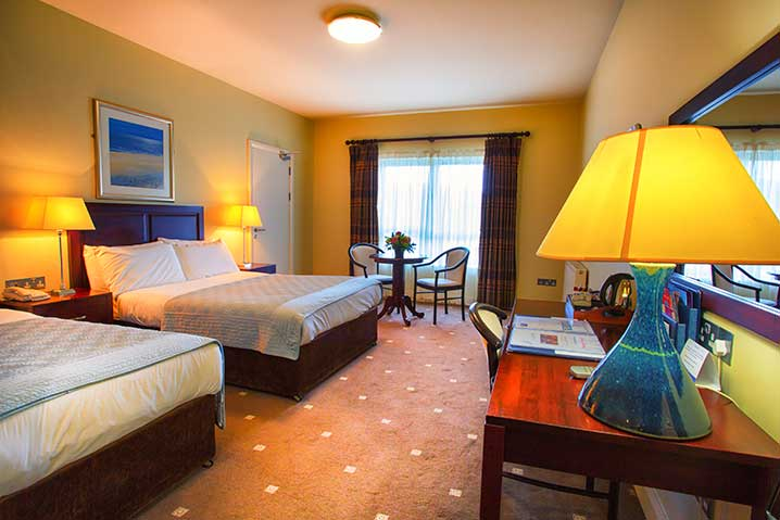 kenmare bay twin room