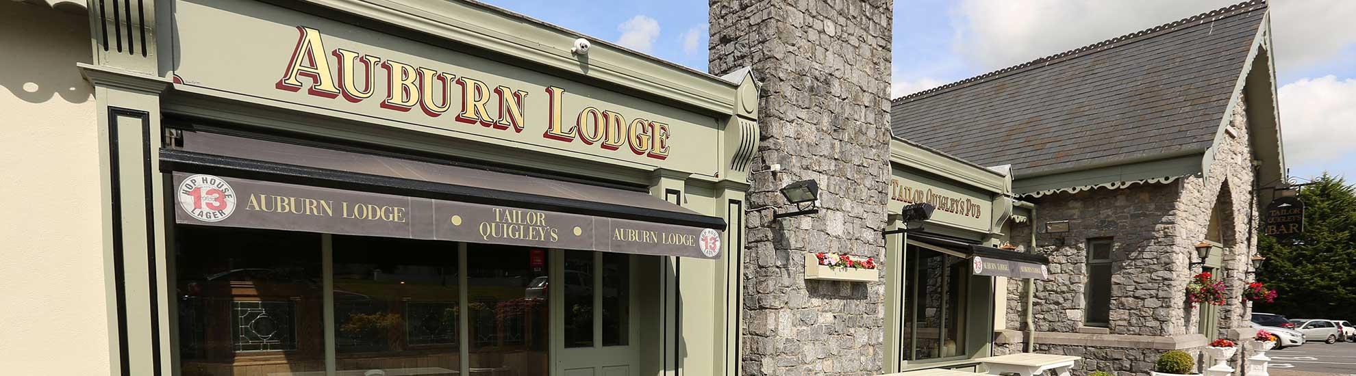 Auburn Lodge Hotel, Ennis