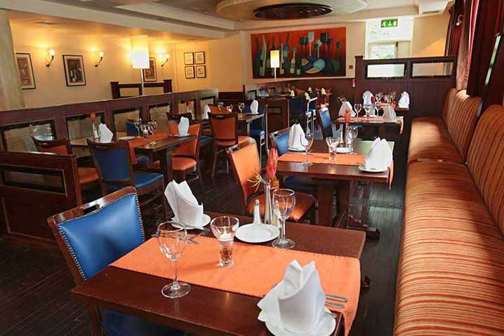 killarney riverside restaurant